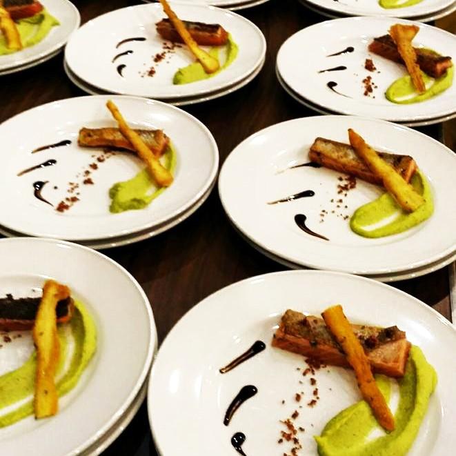 Chef domicile caen r server les menus de miguel sanches - Cours de cuisine caen ...
