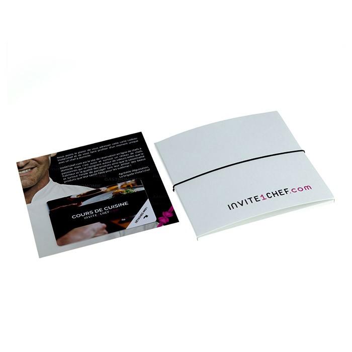 carte cadeau - cours de cuisine à domicile pour 2 personnes - Cours De Cuisine A Domicile
