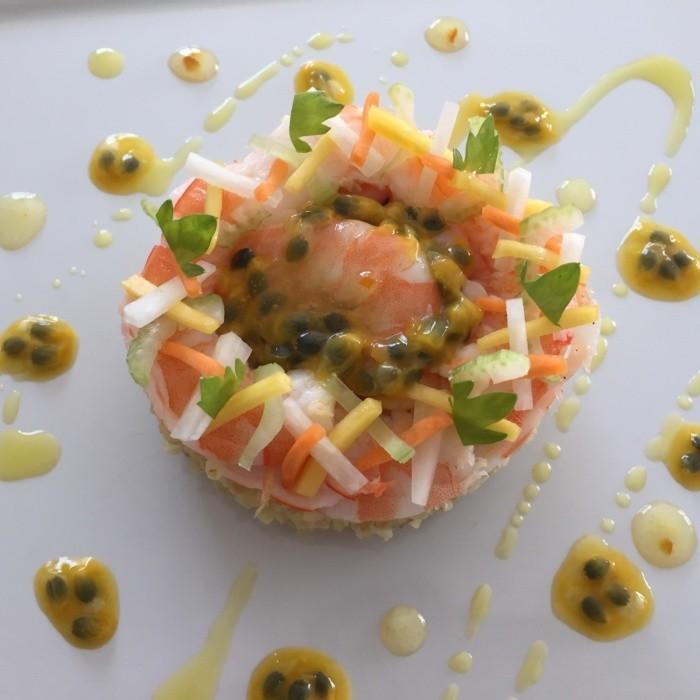Chef domicile lyon r server les menus de florent for Formation cuisine gastronomique