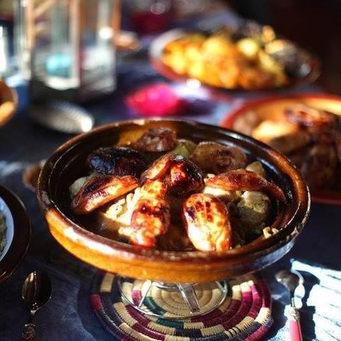 Chef à Domicile Marocain à Paris Réserver Les Menus De Simo Hamzaoui - Cours de cuisine orientale paris