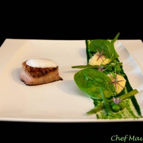 Chef à Domicile à Poitiers Réserver Les Menus De Maud Nicar - Cuisiner comme un chef poitiers