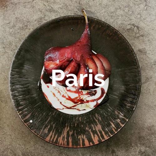 Chef à domicile Paris