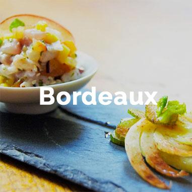 Chef à domicile Bordeaux