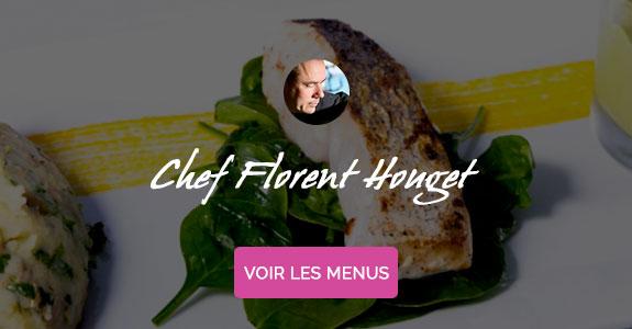 Florent Houget, chef à domicile sur Nice