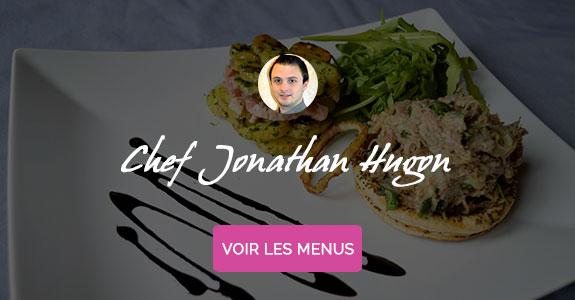 Jonathan Hugon, chef à domicile sur Bordeaux