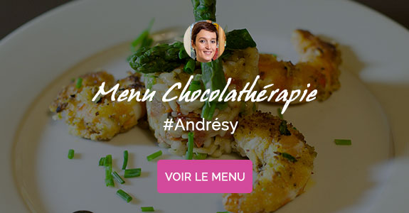 Virginie Legrand, chef à domicile sur Andrésy, menu de Pâques