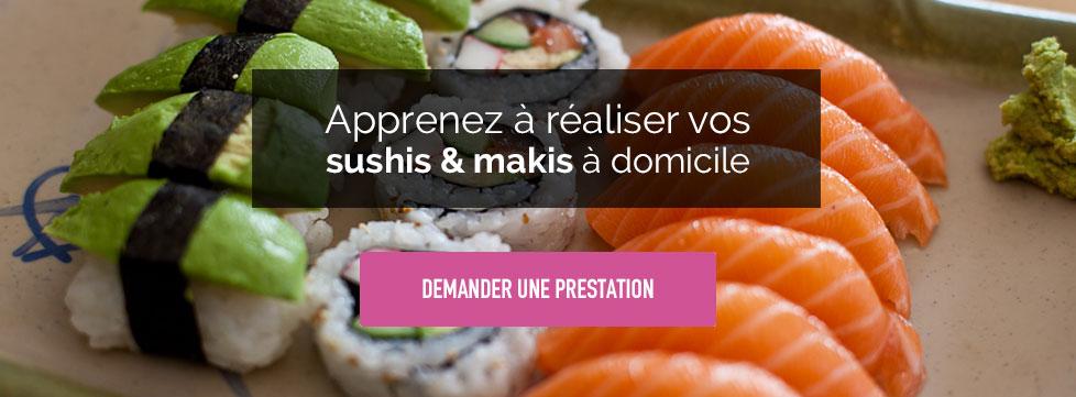 Cours de cuisine japonaise paris sushi maki gyozas dorayaki - Cours de cuisine japonaise lyon ...