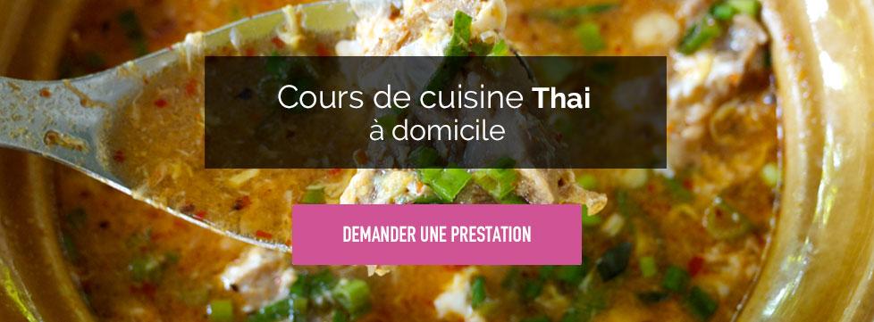 cours de cuisine thai paris