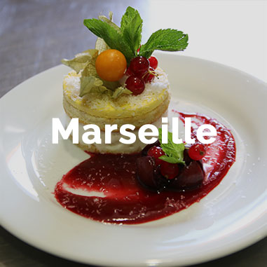 Chef à domicile Marseille